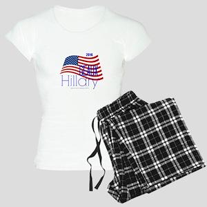 Geaux Hillary 2016 Women's Light Pajamas