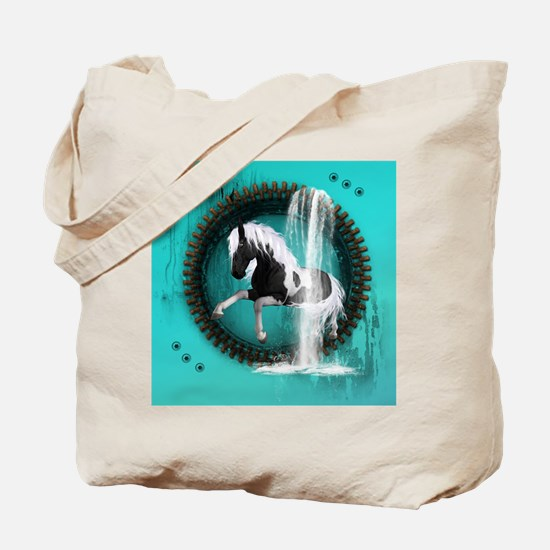 Awesome horse Tote Bag