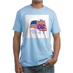 Geaux Hillary 2016 Men's Fitted T-Shirt