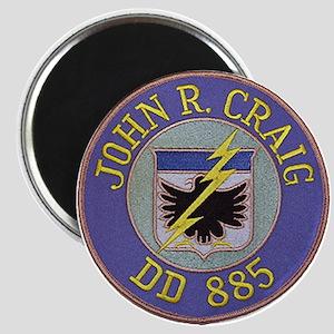 USS JOHN R. CRAIG Magnet