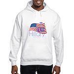 Geaux Hillary 2016 Hooded Sweatshirt