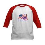 Geaux Hillary 2016 Kids Baseball Jersey