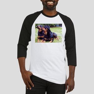 Rottweiler Baseball Jersey