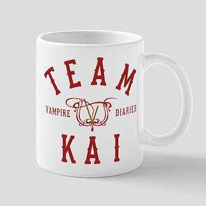 Team Kai Vampire Diaries Mugs