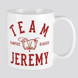 Team Jeremy Vampire Diaries Mugs