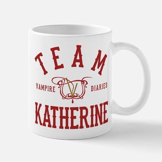 Team Kathering Vampire Diaries Mugs