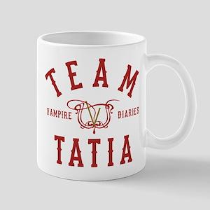 Team Tatia Vampire Diaries Mugs
