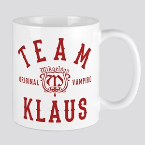 Team Klaus Vampire Diaries Originals Mugs