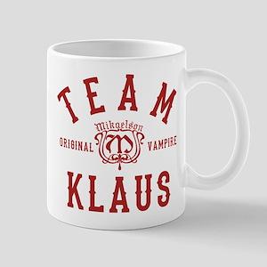 Team Klaus Vampire Diaries Originals Mugs