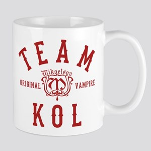 Team Kol Vampire Diaries Originals Mugs