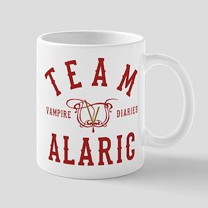 Team Alaric Vampire Diaries Mugs
