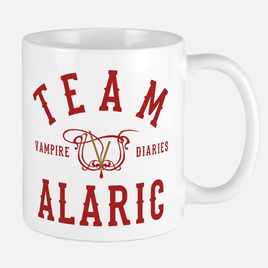 Team Alaric Vampire Diaries Mugs