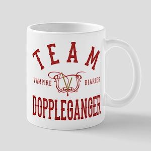 Team Doppleganger Vampire Diaries Mugs