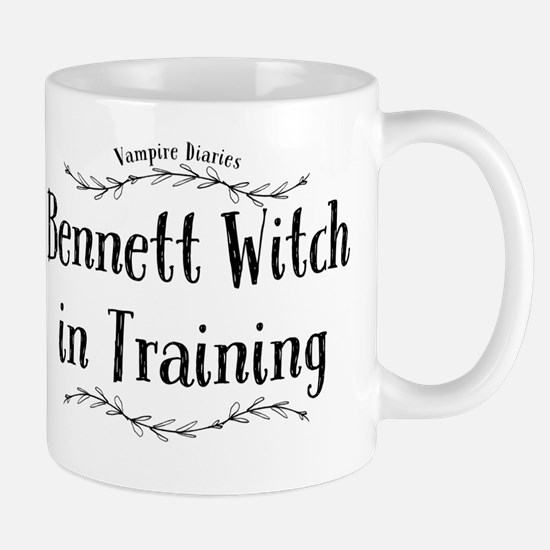 Bennet Witch In Training TVD Mugs