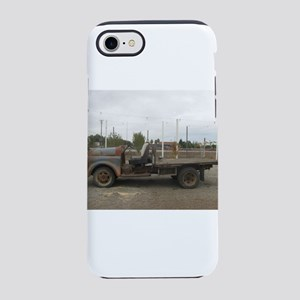very old truck at Alamden Ranc iPhone 7 Tough Case