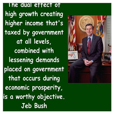 Jeb Bush Quotes Fair Jeb Bush Quote Wall Decal