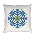 Eternal Flower 364 Everyday Pillow