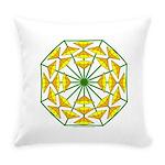 Eternal Flower 371 Everyday Pillow