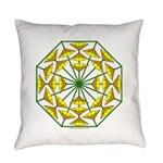 Eternal Flower 372 Everyday Pillow