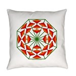 Eternal Flower 375 Everyday Pillow