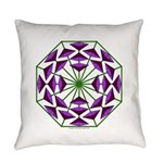 Eternal Flower 378 Everyday Pillow