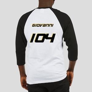 104 Baseball Jersey