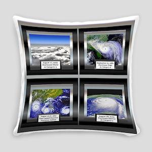 HurricaneTile Everyday Pillow