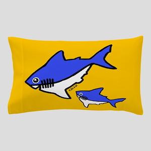 Sharks Pillow Case