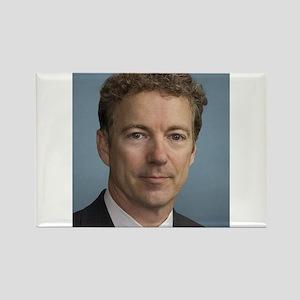Rand Paul portrait Magnets