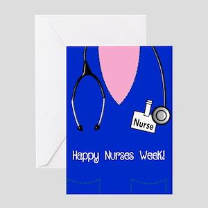 National nurses week greeting cards cafepress happy nurses week greeting cards m4hsunfo Image collections