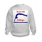 Gymnastics Sweatshirt - Challenge