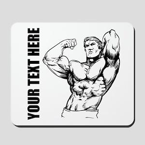 Bodybuilding Mousepad