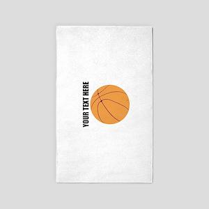 Basketball Area Rug