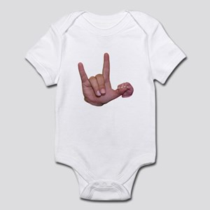 ILY Mom and Baby Infant Bodysuit