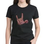 ILY Mom and Baby Women's Dark T-Shirt