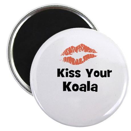 Kiss Your Koala Magnet