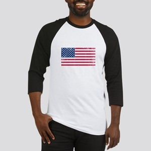 I Dont Kneel I Stand Patriotic Baseball Jersey