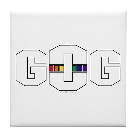 GOG Big O Tile Coaster