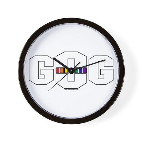 GOG Big O Wall Clock