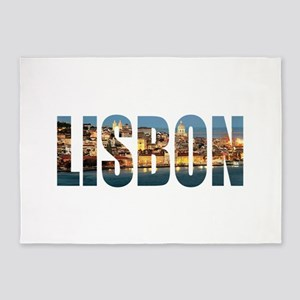 Lisbon 5'x7'Area Rug
