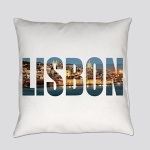 Lisbon Everyday Pillow