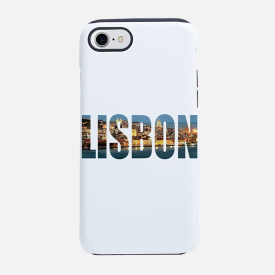 Lisbon iPhone 7 Tough Case