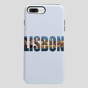 Lisbon iPhone 7 Plus Tough Case