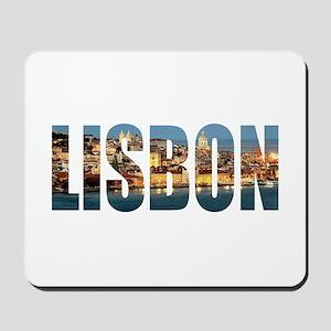Lisbon Mousepad