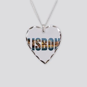 Lisbon Necklace Heart Charm