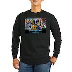 Chronokari Alpha Dark Long Sleeve T-Shirt A