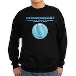 Chronokari Alpha Sweatshirt Logo (dark)