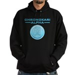 Chronokari Alpha Hoodie Logo (dark) Sweatshirt