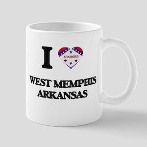 I love West Memphis Arkansas Mugs