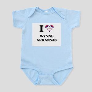I love Wynne Arkansas Body Suit